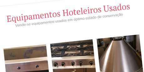 Used equipment Hoteliers
