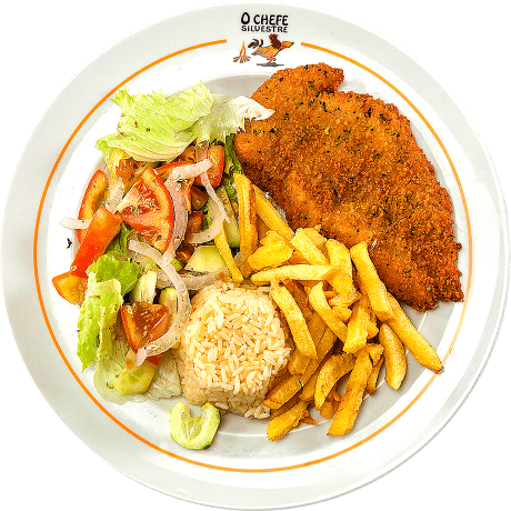 Breaded Chicken with Aromatic Herbs