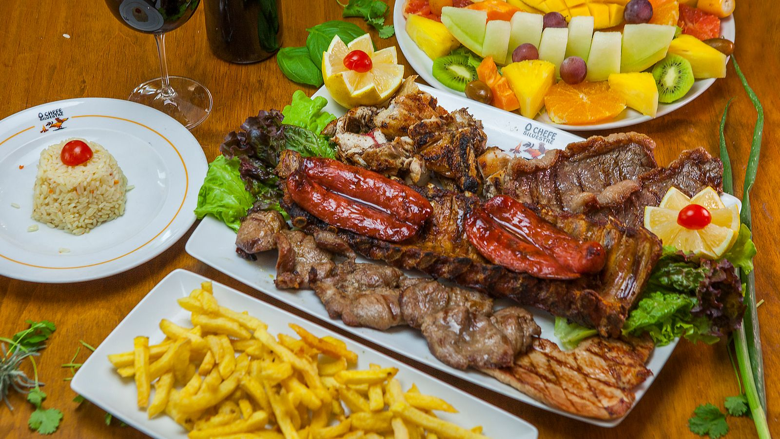 Mixed Meat Grill